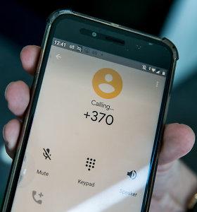 SMS žinutėmis gąsdinama, kad atsiliepę į skambutį prarasite savo banko duomenis