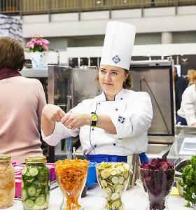 Baltijos maisto ir gėrimų paroda BAF atsinaujina – vilios ir žinomais veidais, ir performansais