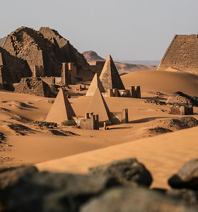 Sudanas ir Džibutis – turistų neatrasti juodosios Afrikos lobynai