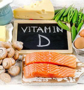 Vitamino D kiekis turi įtakos kai kurių ligų vystymuisi ir sunkumui. Ką reikia žinoti?