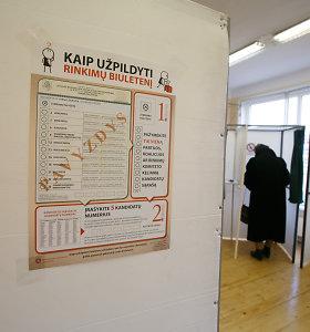 Kuri partija savivaldos rinkimuose išsiskiria kandidatų turtais?