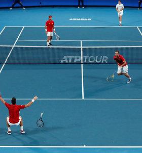 ATP taurės finalas: Serbja – Ispanija