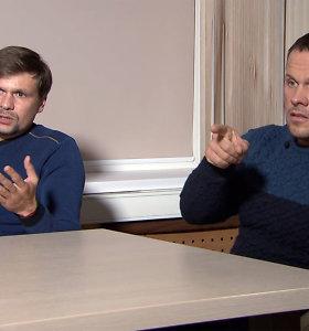 Fontanka.ru įvardijo trečią Skripalių apnuodijimu įtariamą GRU agentą
