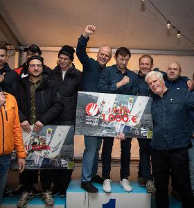 """Įtemptą kovą dėl 2019 metų """"Grand Prix"""" taurės laimėjo jachtos """"Raganosis"""" įgula"""