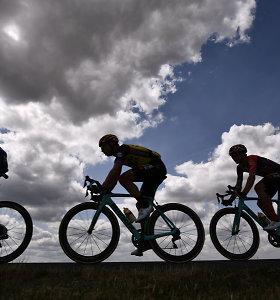"""Briuselyje prasidėjus """"Tour de France"""" lenktynėms aptikta sprogmenų"""
