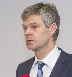 VSD vadovas tikina, kad žvalgyba gerbia ir gina teisę kritikuoti valdžią