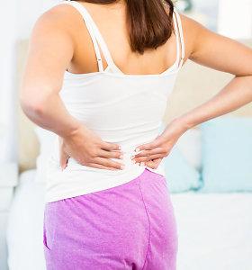 9 mitai apie nugaros skausmą