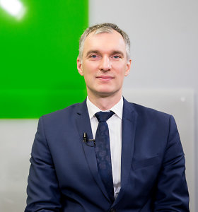 "Turto banko vadovo konkursą laimėjo ""Sodros"" vadovas M.Sinkevičius"