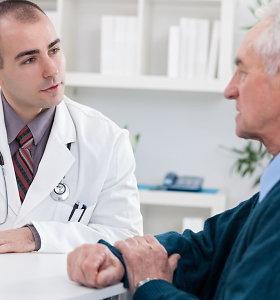 """Vėžiu sergantis Robertas: """"Kaip susidraugauti su vėžiu""""?"""