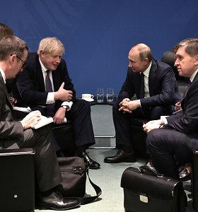 Britų premjeras perspėjo V.Putiną dėl Skripalių apnuodijimo