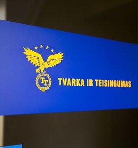 """""""Tvarkiečiai"""" Marijampolės mero rinkimuose kelia D.Sinkevičių"""