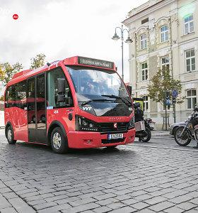 Vilnius plečia viešojo transporto paslaugas – planuojami devyni nauji maršrutai ekologiškais autobusais