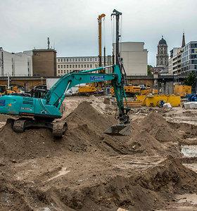 Berlyno centre radus karo laikų bombą evakuoti keli kvartalai