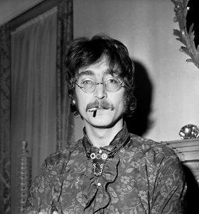 Johnas Lennonas ir jo gyvenimo akimirkos