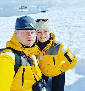 """Projektas """"1000 WOW"""": Almos ir Audriaus kelionių pirmasis pusmetis"""