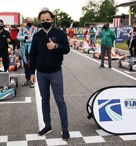 FIA pasaulio kartingų čempionatas