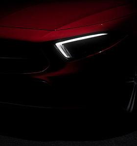 "Trys naujos ""Mercedes Benz CLS"" modifikacijos"