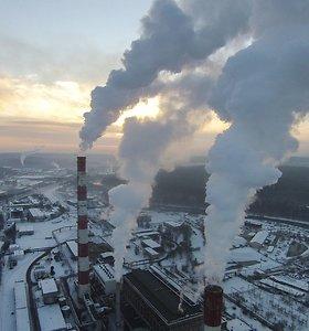 Netikėtas pasiūlymas: kovai su klimato kaita reikia daugiau anglies dioksido