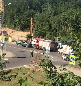 Vilniuje iškastas artilerijos sviedinys nedelsiant buvo susprogdintas