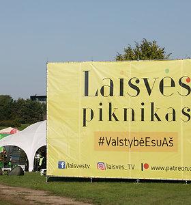 Kauno Nemuno sala šeštadienį virto idėjų pikniku