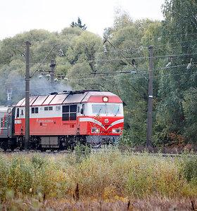 """""""LGC Cargo"""" ir """"Gargždų geležinkelis"""" toliau negalės vežti krovinių per Lietuvą"""