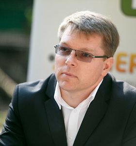 Aplinkos ministras atleidžia Lietuvos zoologijos sodo direktorių A.Didžioką