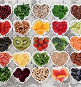 """Multimedijos pasakojimas """"Sveikos mitybos ABC"""": ką valgyti, kad būtum sveikas ir gerai jaustumeisi"""