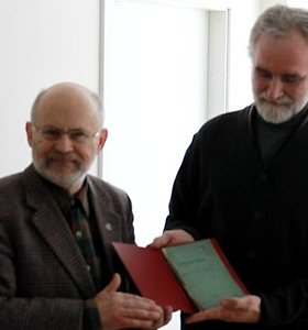 Kauno rajono muziejui dovanota bibliografinė retenybė