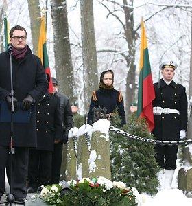 Uostamiestyje minimos Klaipėdos krašto prijungimo prie Lietuvos 90-osios metinės