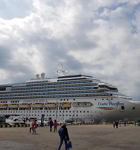 Klaipėdos uoste baigiasi kruizinės laivybos sezonas: 51 laivas atplukdė 68 tūkst. turistų