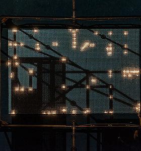 Kosminiai moterų projektai Klaipėdoje: miestą atspindės iš 7 000 žvakučių