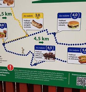 Poilsis pajūryje: kviečia išbandyti tris vaikščiojimo takus ir sužinoti, kiek kalorijų sudeginote