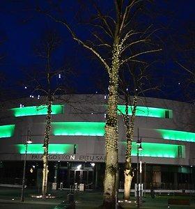 Palangos koncertų salė nebesutalpina norinčių švęsti Naujuosius metus