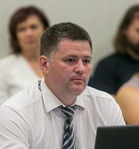 Apkaltos komisija mato pagrindą dėl Klaipėdos tarybos nario V.Titovo kreiptis į teismą