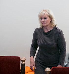 Vogė pinigus dirbdama policijoje? Buvusi buhalterė stojo prieš teismą