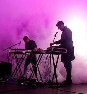 "Valdovų rūmų kieme – grupės ""Solo ansamblis"" koncertas"