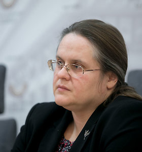 A.Širinskienė siūlo, kad specialaus prokuroro statusas galėtų būti suteikiamas dažniau