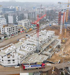 Vilnietę nustebino pateikta sutartis: siūlo pirkti ne butą, o jo statybos darbus