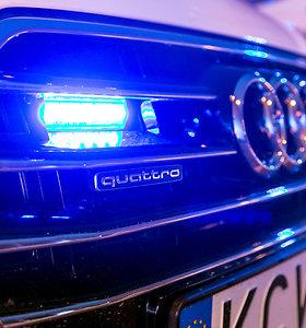 Gausios policijos pajėgos ieškojo Prienuose iš namų pabėgusių penkių paauglių