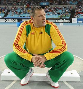 Prestižiniuose pasaulio lengvosios atletikos dešimtukuose – trys lietuviai