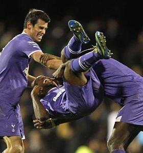 """""""Premier"""" lyga: Londono derbį laimėjo """"Tottenham"""" ekipa"""