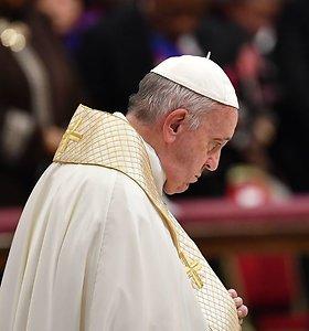 Popiežius Pranciškus paskelbs šventuoju britą kardinolą J.H.Newmaną