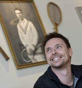 Buvusi ketvirta pasaulio raketė Robinas Soderlingas gali nebegrįžti į tenisą