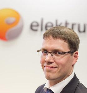 """""""Elektrum Lietuva"""" generalinis direktorius Gatis Junghansas: Visagino AE projektui nepalanki nei politinė, nei rinkos situacija"""