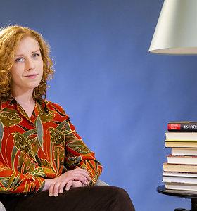 Alina Orlova: apie mėgstamiausius rašytojus, įkvėpimą iš knygų ir su kuriuo autoriumi norėtų pavakarieniauti