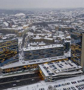 """""""Novecorum"""" greta """"Vilniaus vartų"""" planuoja biurų pastatą"""