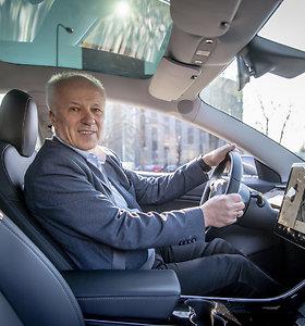 "Vladas Lašas apie ""Tesla Model 3"""