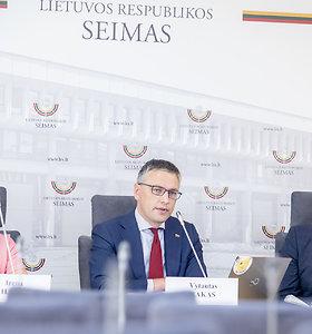 Spaudos konferencija dėl inicijuojamo apkaltos proceso dėl galimai šiurkščiai pažeidusių Konstituciją ir sulaužiusių priesaiką teisėjų