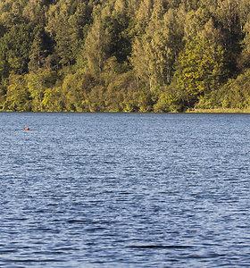 Tragedijos Balsio ežere aplinkybė: iki paskendusių jaunuolių gelbėtojai 2 km ėjo pėsčiomis