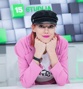 """Monika Pundziūtė  – apie """"Jaunimo linijai"""" kurtą dainą """"Ne gėda jaust"""" ir pačios baimę kalbėti"""